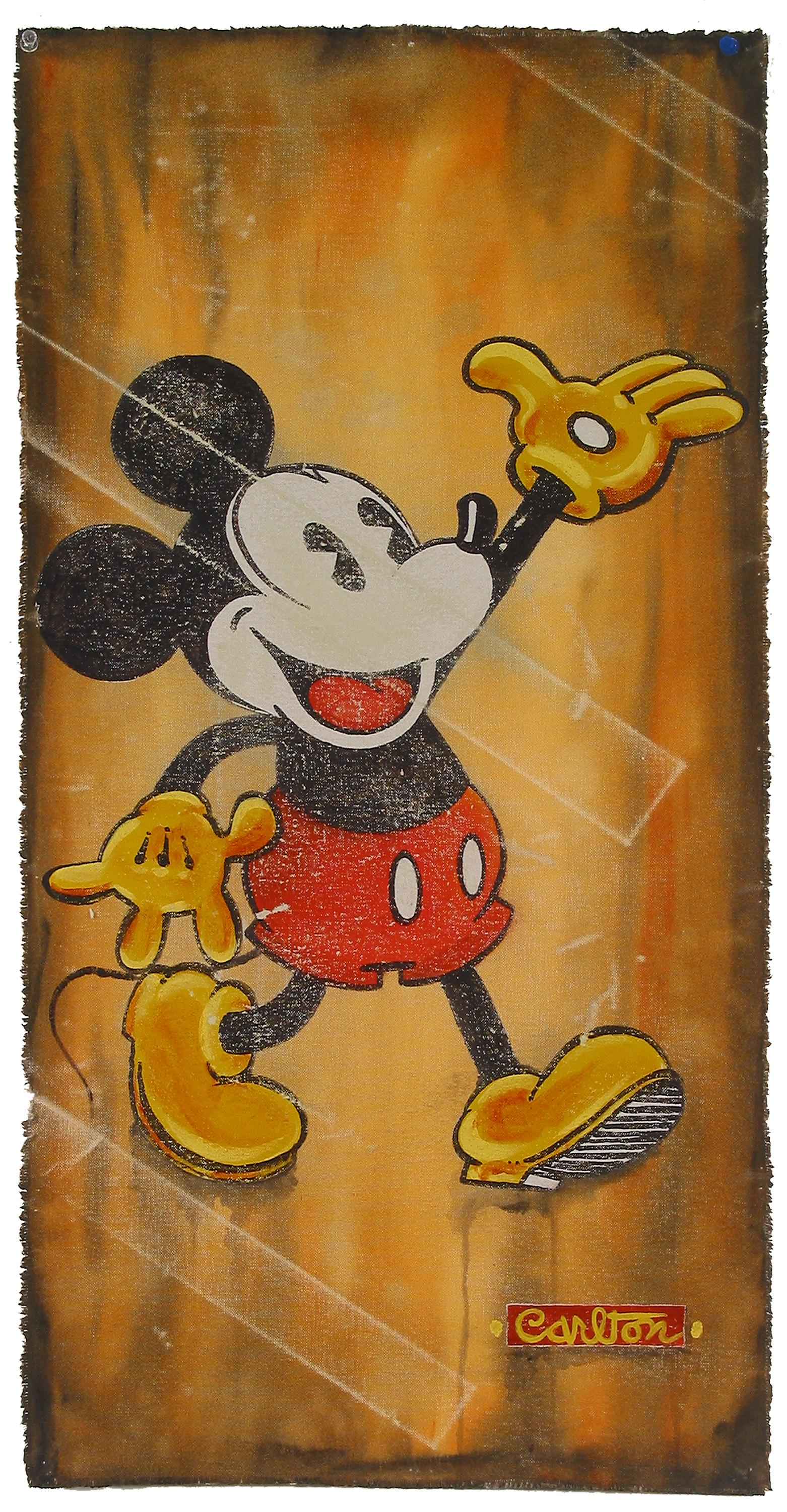 Pie Eyed Mickey